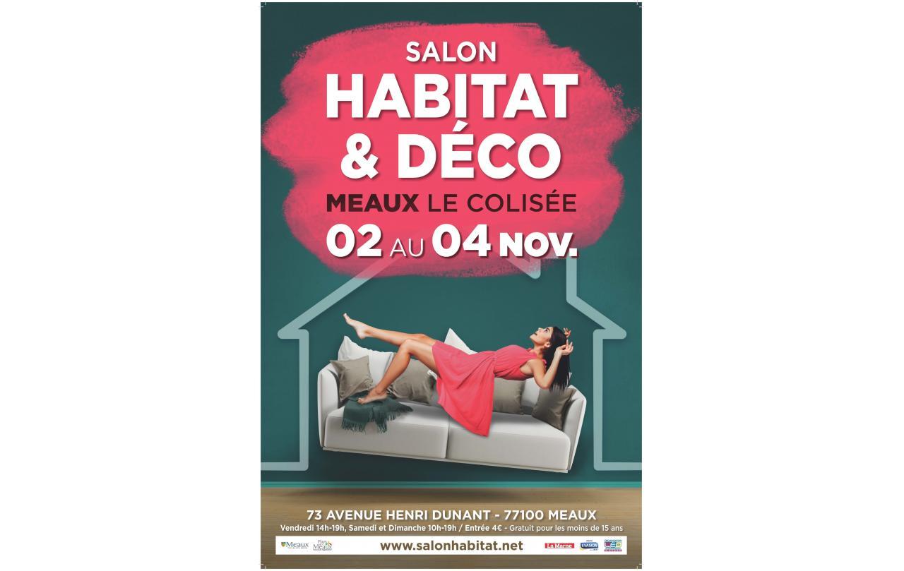 Salon De L'habitat à Meaux (77100) du 02/11/2018 au 04/11/2018