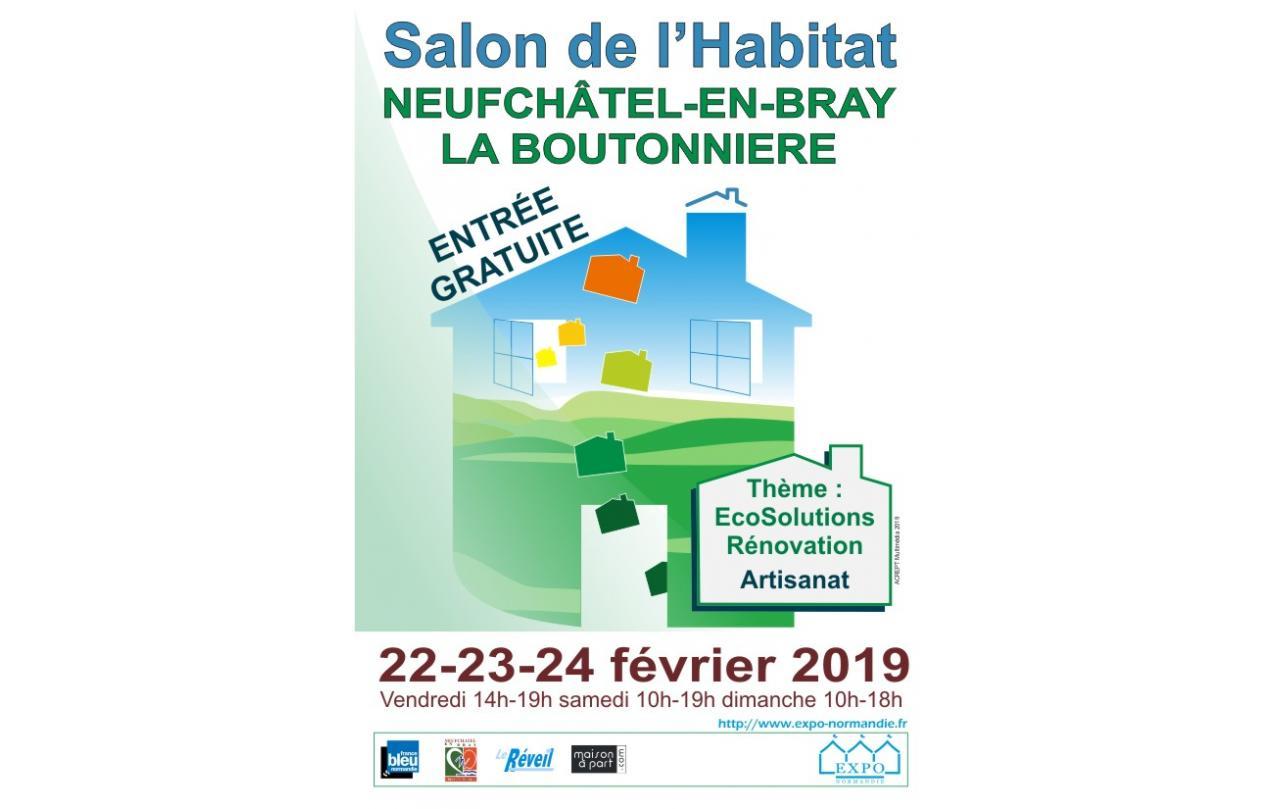 Salon De L'habitat à Neufchatel-en-bray (76270) du 22/02/2019 au 24/02/2019
