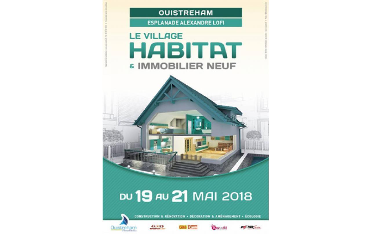 Salon De L'habitat à Ouistreham (14150) du 19/05/2018 au 21/05/2018