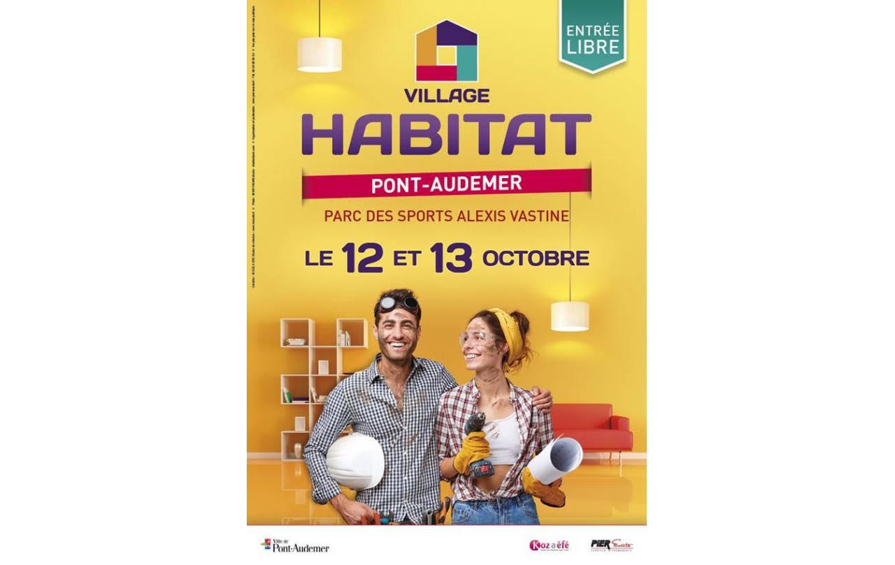 Salon De L'habitat à Pont-audemer (27500) les 12/10/2019 et 13/10/2019