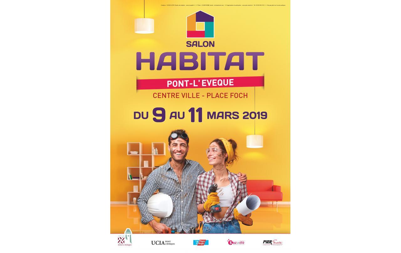 Salon De L'habitat à Pont-l'eveque (14130) les 09/03/2019 et 10/03/2019