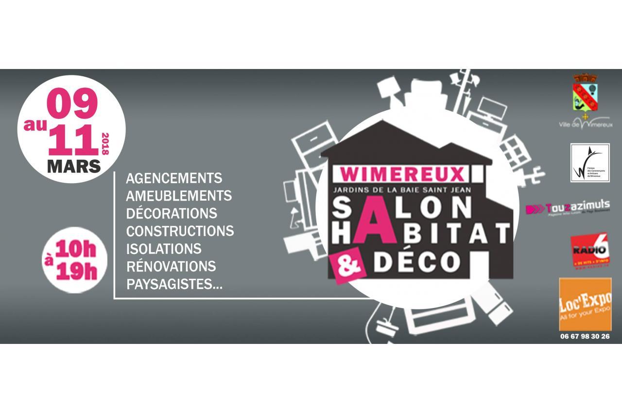 Salon De L'habitat à Wimereux (62930) du 09/03/2018 au 11/03/2018