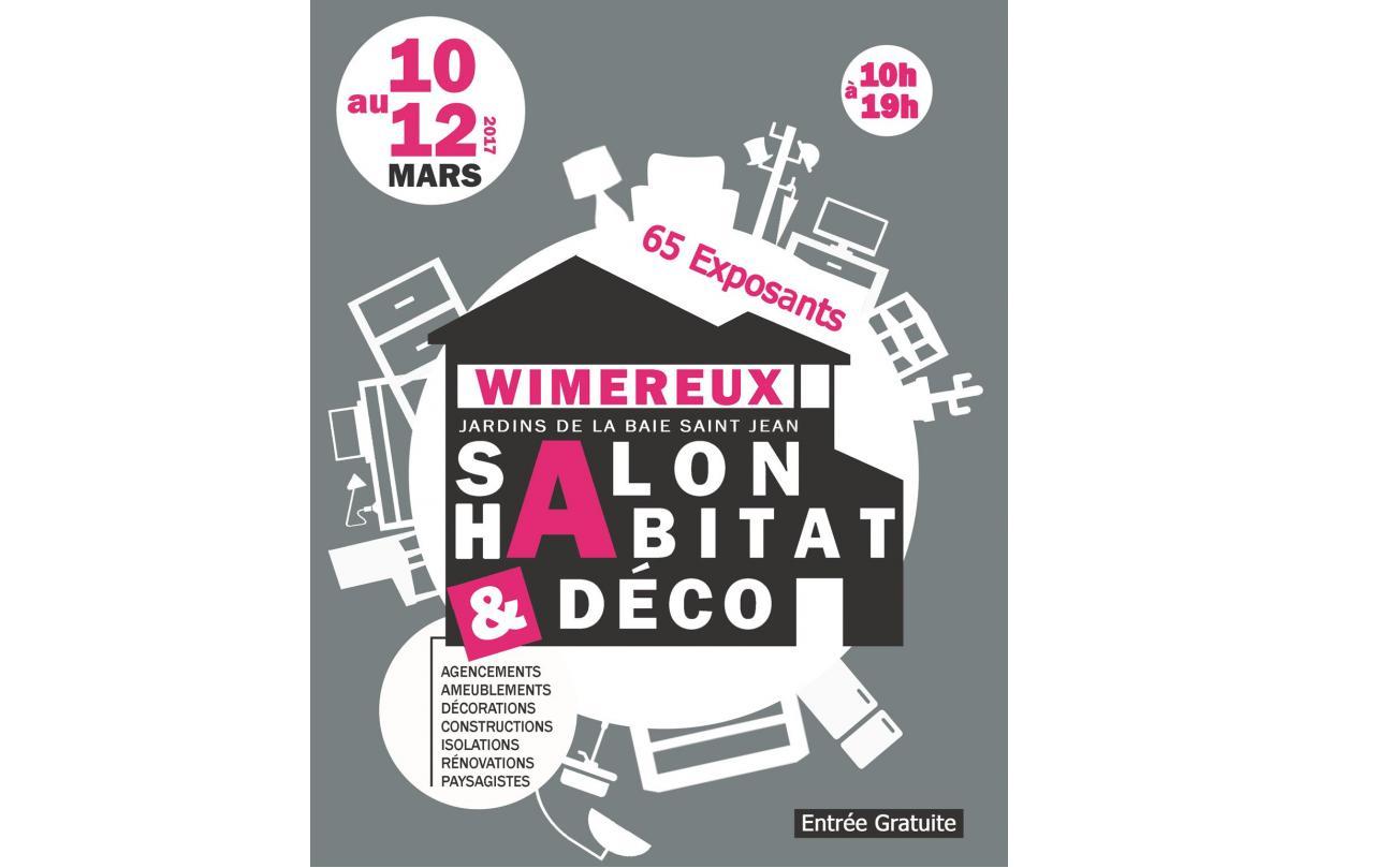 Salon De L'habitat à Wimereux (62930) les 11/03/2017 et 12/03/2017