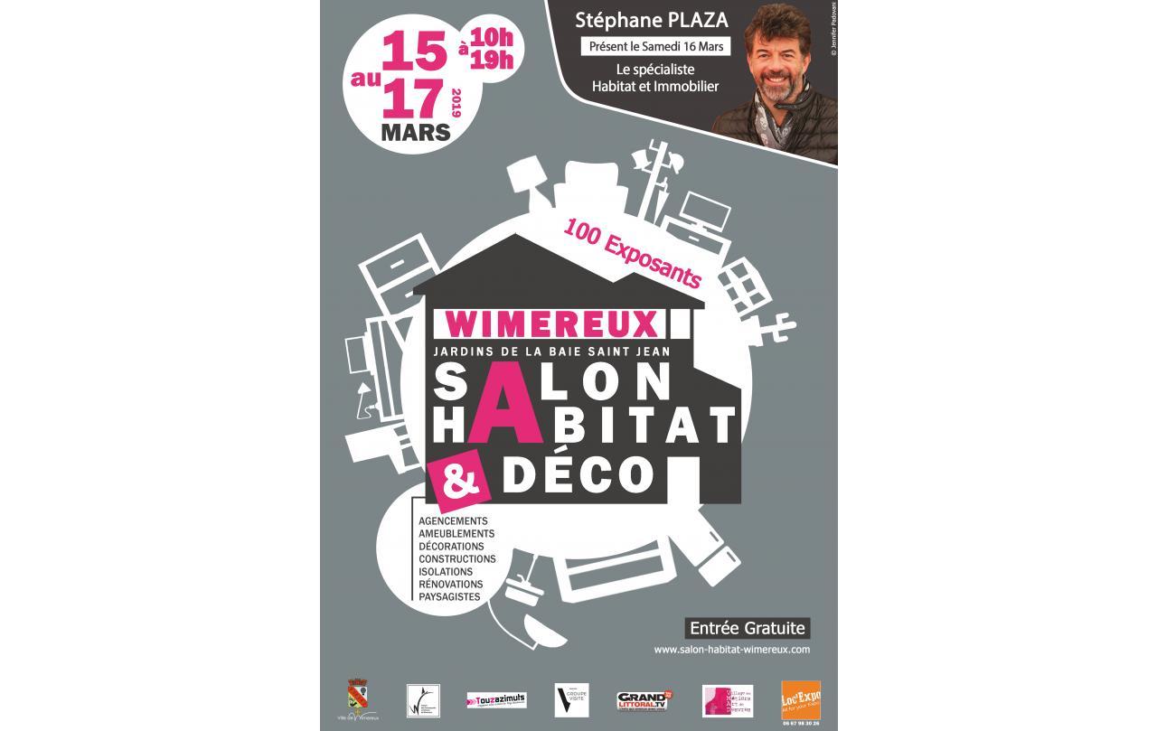 Salon De L'habitat à Wimereux (62930) du 15/03/2019 au 17/03/2019