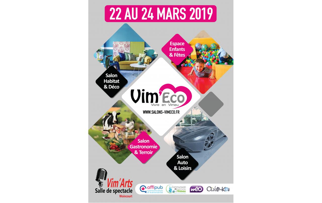 Salon De L'habitat à Woincourt (80520) du 22/03/2019 au 24/03/2019