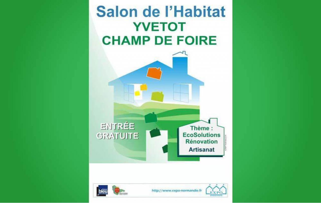 Salon De L'habitat à Yvetot (76190) du 27/01/2017 au 29/01/2017