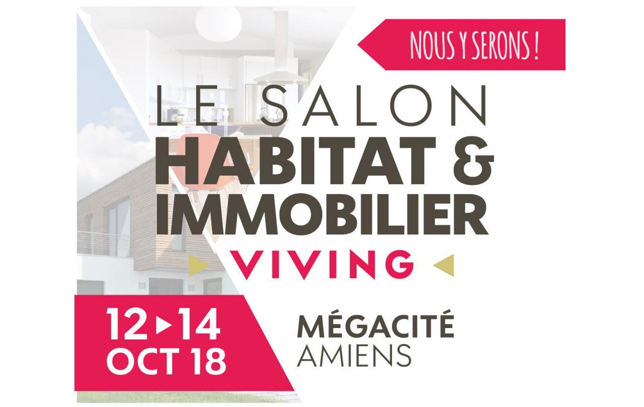 Salon De L'habitat Et De L'immobilier à Amiens (80000) du 12/10/2018 au 14/10/2018