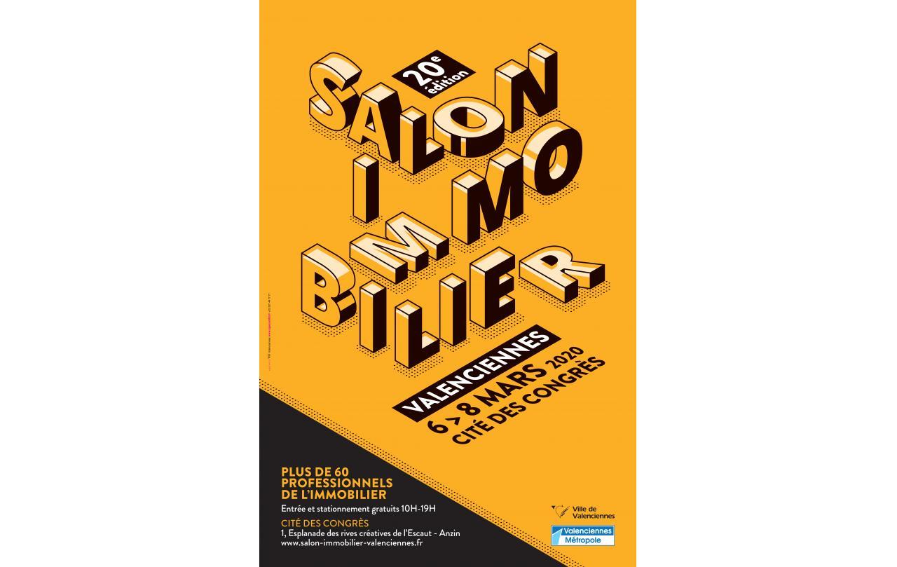 Salon De L'habitat Et De L'immobilier à Valenciennes du 06/03/2020 au 08/03/2020