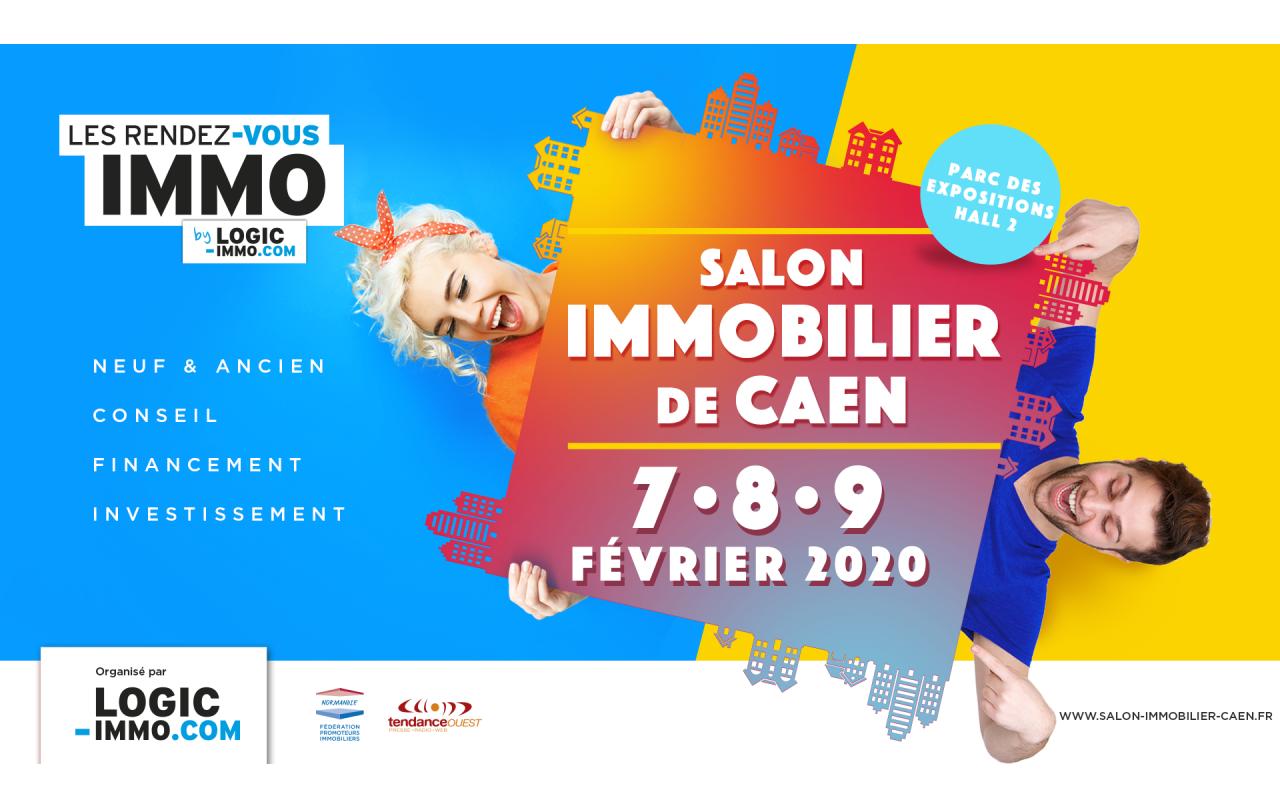 Salon De L'immobilier à Caen du 07/02/2020 au 09/02/2020