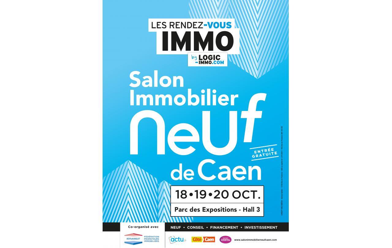 Salon De L'immobilier à Caen (14000) du 18/10/2019 au 20/10/2019