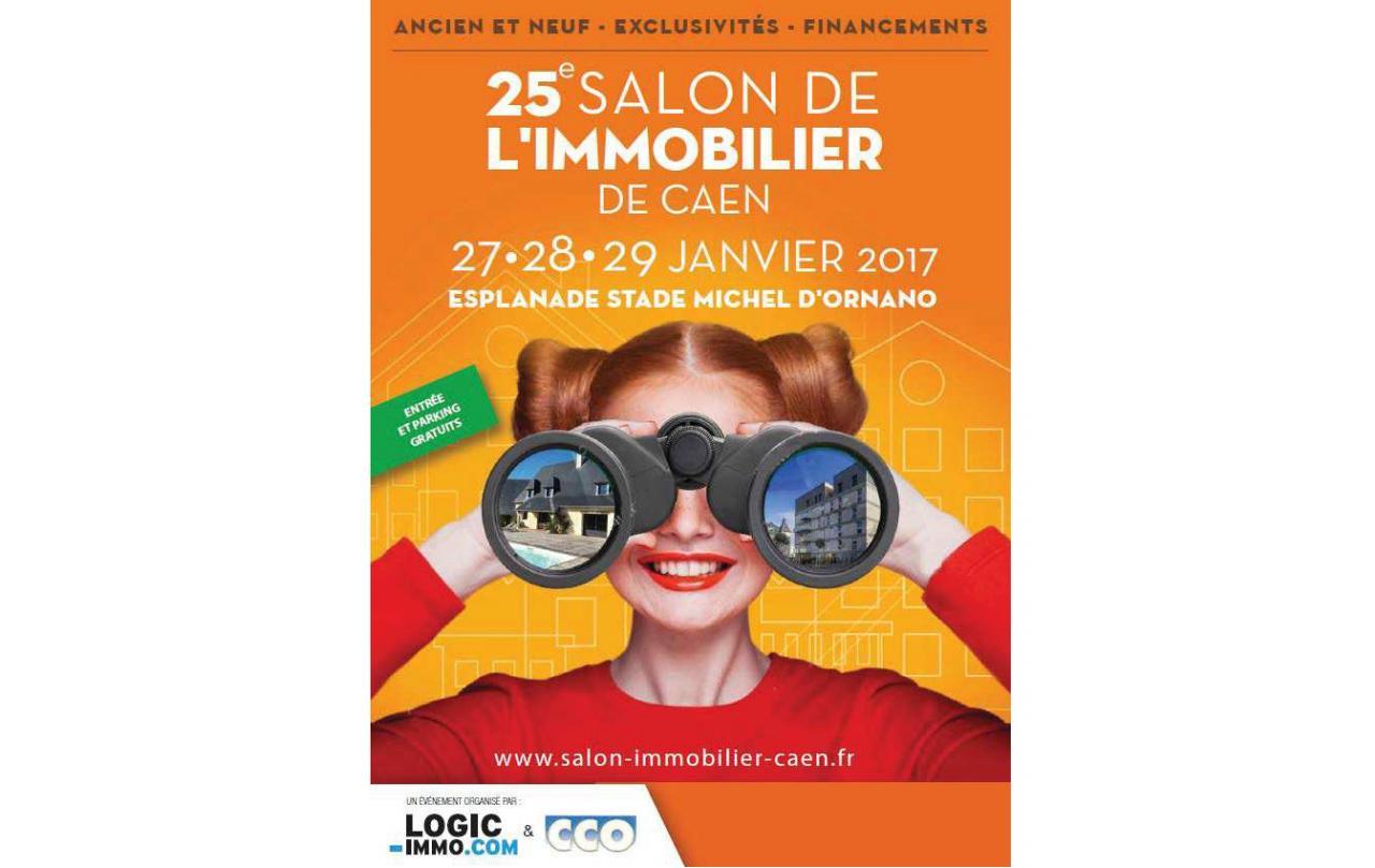 Salon De L'immobilier à Caen (14000) du 27/01/2017 au 29/01/2017