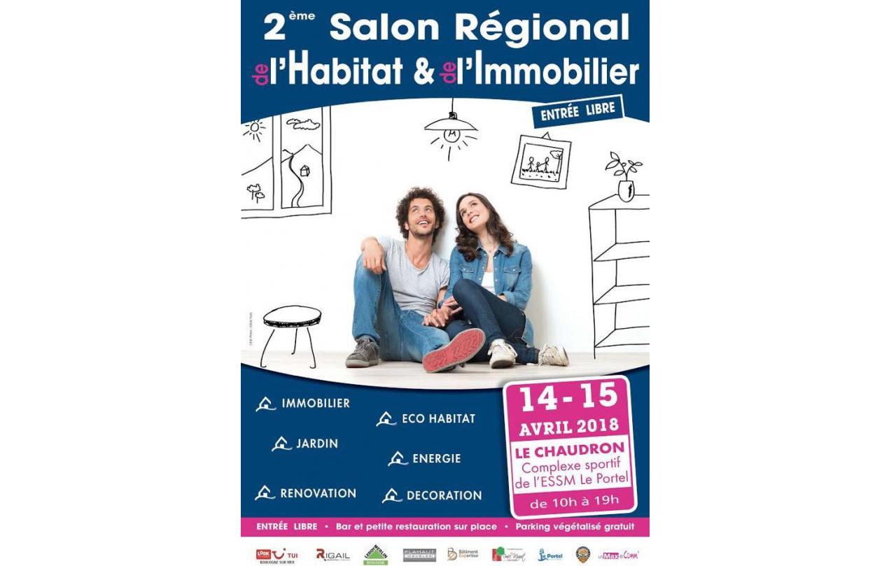 Salon De L'immobilier à Le Portel (62480) les 14/04/2018 et 15/04/2018