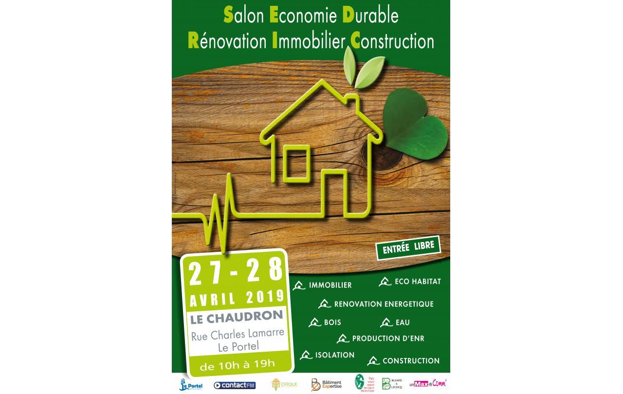 Salon De L'immobilier à Le Portel (62480) les 27/04/2019 et 28/04/2019