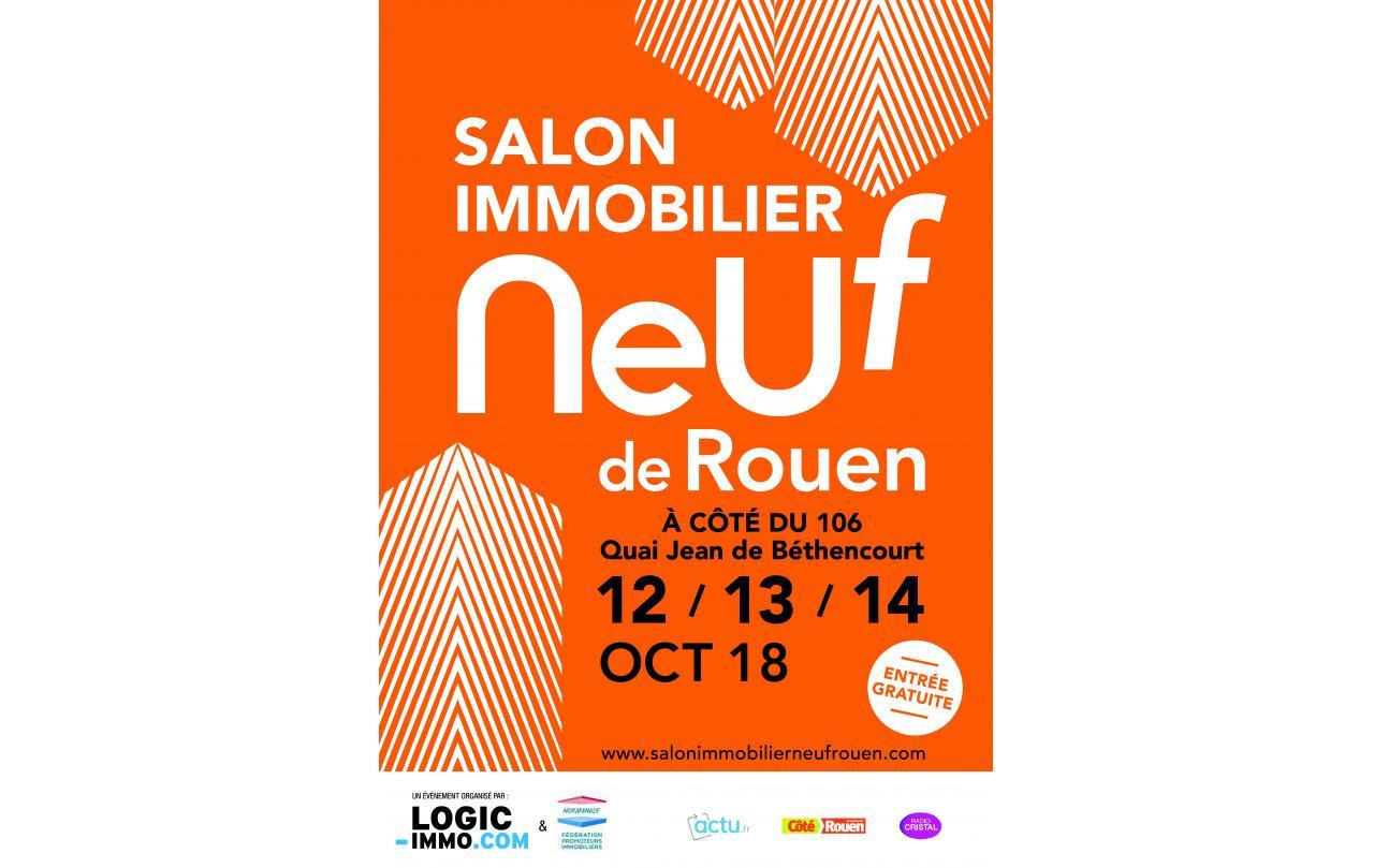 Salon De L'immobilier à Rouen du 12/10/2018 au 14/10/2018