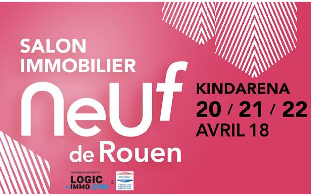 Salon De L'immobilier à Rouen (76000) du 20/04/2018 au 22/04/2018