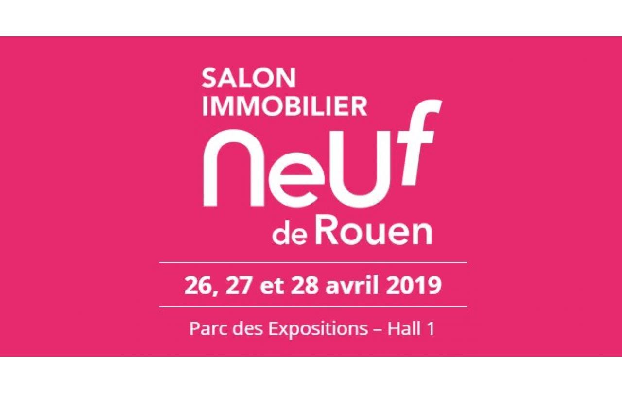 Salon De L'immobilier à Rouen (76000) du 26/04/2019 au 28/04/2019