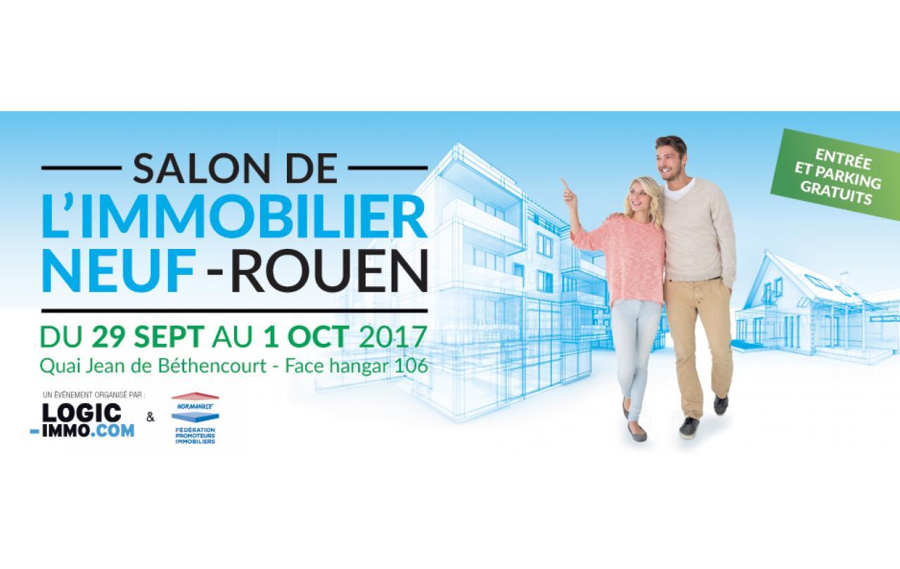 Salon De L'immobilier à Rouen du 29/09/2017 au 01/10/2017