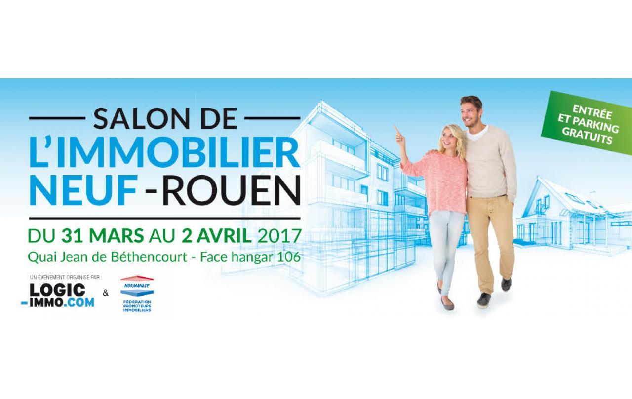 Salon De L'immobilier à Rouen du 31/03/2017 au 02/04/2017