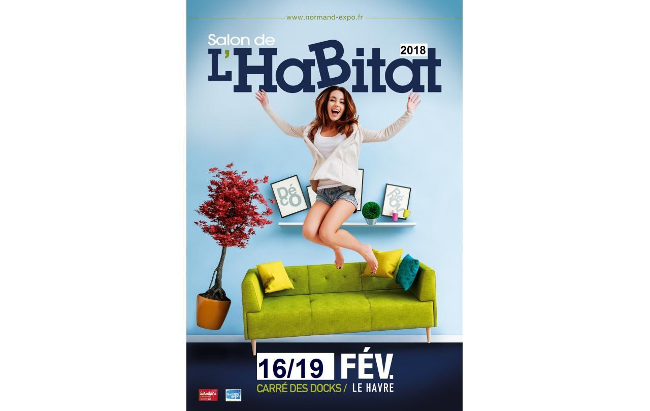 Salon De L'immobilier De L'habitat Et De La Decoration à Le Havre du 16/02/2018 au 19/02/2018