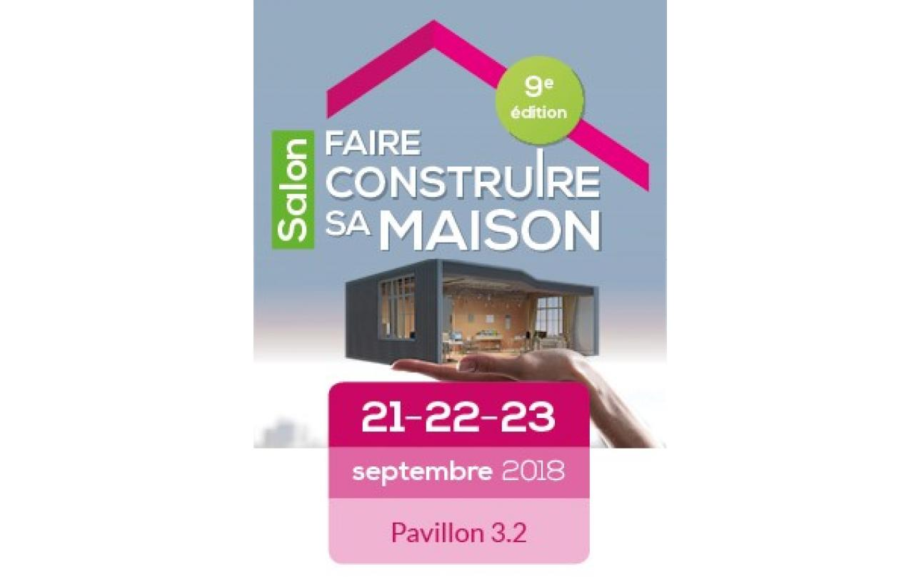 Salon Faire Construire Sa Maison à Paris (75000) du 21/09/2018 au 23/09/2018