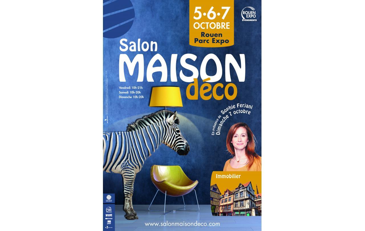 Salon Maison Deco à Rouen (76000) du 05/10/2018 au 07/10/2018