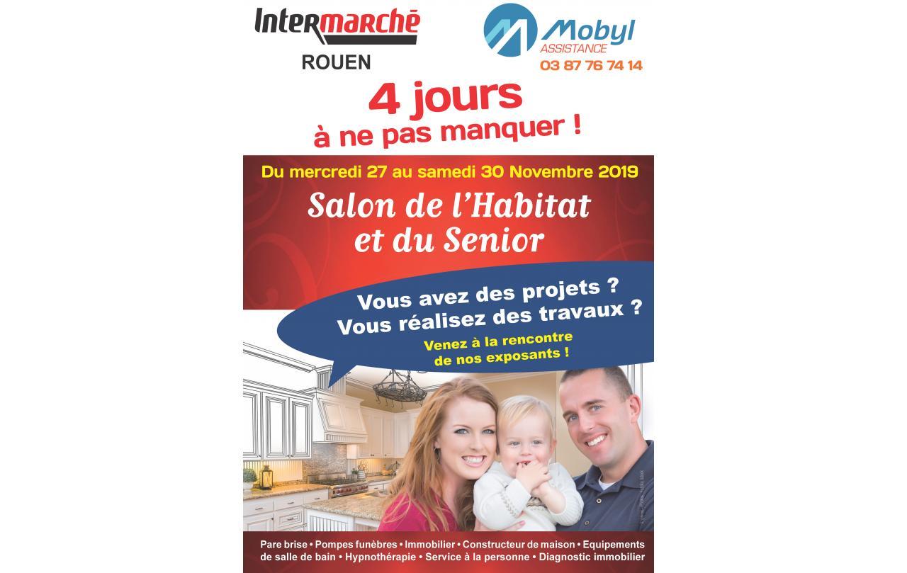 Stand à Rouen du 27/11/2019 au 30/11/2019
