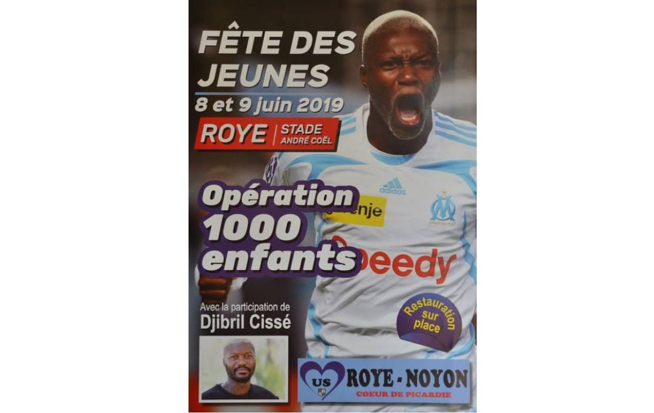 Stand à Roye (80700) les 08/06/2019 et 09/06/2019
