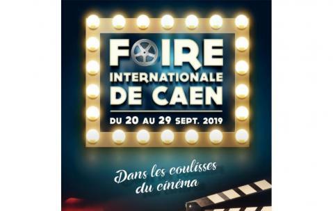 Foire Commerciale à Caen du 20/09/2019 au 29/09/2019