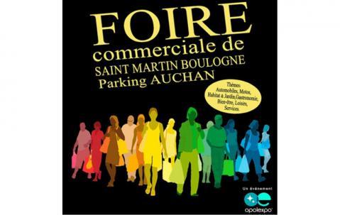 <b>Foire Commerciale</b> à <b>Saint-martin-boulogne</b> du 24/11/2016 au 27/11/2016