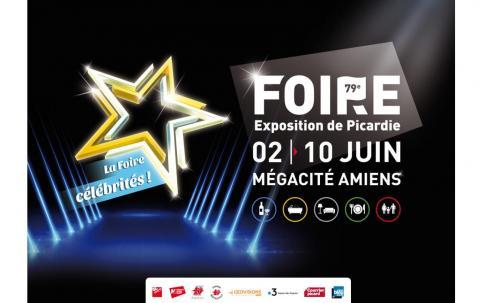 Foire Exposition à Amiens (80000) du 02/06/2018 au 10/06/2018
