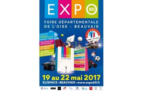 <b>Foire Exposition</b> à <b>Beauvais</b><br>du 19/05/2017 au 22/05/2017