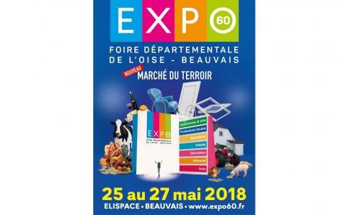 Foire Exposition à Beauvais (60155) du 25/05/2018 au 27/05/2018