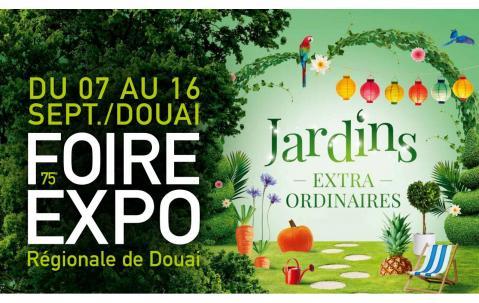 Foire Exposition à Douai (59500) du 07/09/2019 au 16/09/2019
