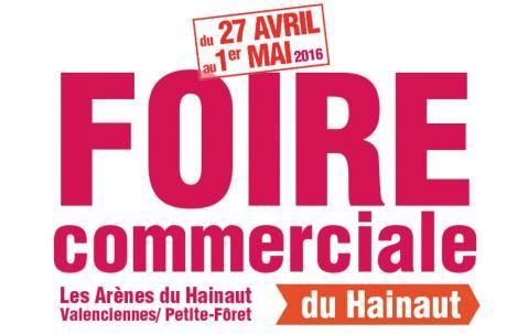 Foire Exposition à Valenciennes du 27/04/2017 au 01/05/2017