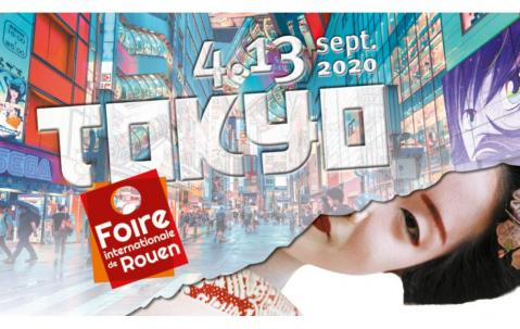 Foire Internationale à Rouen (76000) du 04/09/2020 au 13/09/2020