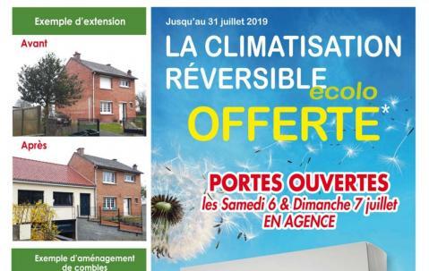 Portes Ouvertes à Cucq (62780) les 06/07/2019 et 07/07/2019