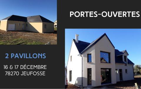 Portes Ouvertes à Jeufosse (78270) les 16/12/2017 et 17/12/2017