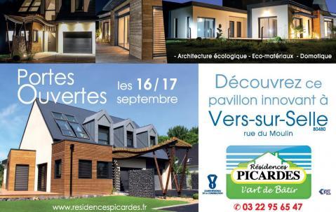 <b>Portes Ouvertes</b> à <b>Vers-sur-selles</b><br>les 16/09/2017 et 17/09/2017
