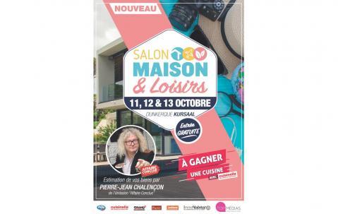 Salon De La Maison à Dunkerque (59140) du 11/10/2019 au 13/10/2019