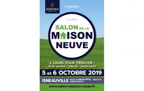 Salon De La Maison à Isneauville (76230) les 05/10/2019 et 06/10/2019