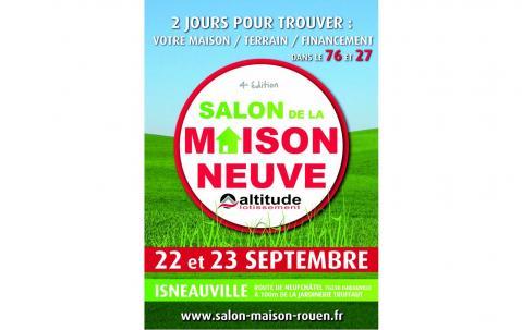Salon De La Maison à Isneauville les 22/09/2018 et 23/09/2018