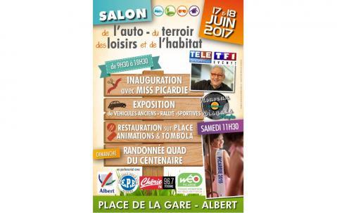 <b>Salon De L'habitat</b> à <b>Albert</b><br>les 17/06/2017 et 18/06/2017