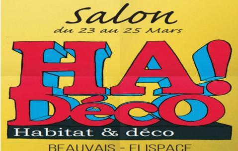 <b>Salon De L'habitat</b> à <b>Beauvais</b><br>du 23/03/2018 au 25/03/2018