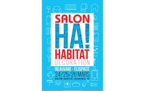 <b>Salon De L'habitat</b> à <b>Beauvais</b><br>du 24/03/2017 au 26/03/2017