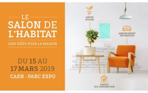 Salon De L'habitat à Caen (14000) du 15/03/2019 au 17/03/2019