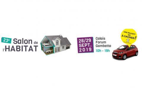 Salon De L'habitat à Calais (62100) les 28/09/2019 et 29/09/2019