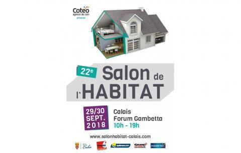 Salon De L'habitat à Calais (62100) les 29/09/2018 et 30/09/2018