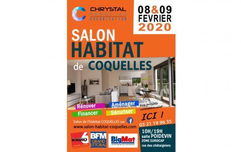 Salon De L'habitat à Coquelles les 08/02/2020 et 09/02/2020