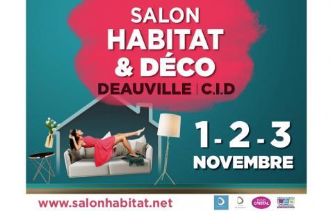 Salon De L'habitat à Deauville (14800) du 01/11/2019 au 03/11/2019