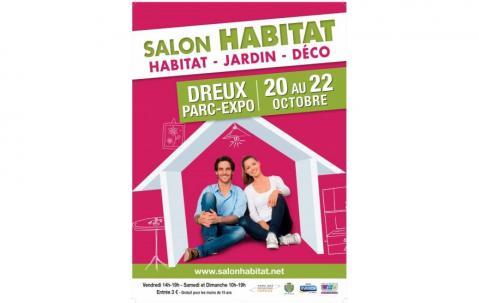 Salon De L'habitat à Dreux du 20/10/2017 au 22/10/2017